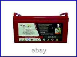 12V 120Ah Lithium Ion Battery Leisure battery campervan / RV / marine E-marking