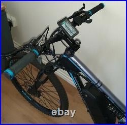 2000W eBike Dual Suspension Electric Mountain Bike 58.8v 17Ah MTX HUB MOTOR