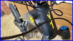 2019 YT Decoy Pro Race E-Bike Full Fox Factory Full Carbon Shimano Di2