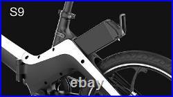 2020 Latest Design S9 EVE Electric Folding, E Bike, Road Legal E Bike Best One