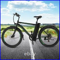 26 inch Electric Bikes Mountain Bike Ebike, 25km/h 36V E-Citybike Bicycle Unisex