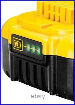 2 X DeWalt DCB182 18v 4.0Ah Li-Ion Battery XR Range Lithium Ion Genuine 4amp UK