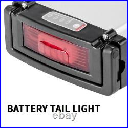 36V10Ah E-bike Lithium-ion Battery Rear Battery Electric Bike Battery for Mifa