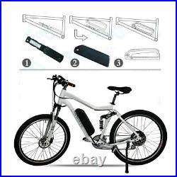 36V 18Ah 1200W Hailong-3 Lithium Li-ion LG Cell e-Bike Battery, USB & UK Charger