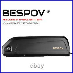 36V 500W 15Ah Hailong E-Bike Li-ion Lithium Battery Electric Bicycles 2A USB