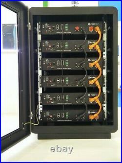 3x Pylontech Lithium-Ion Batteries Total 7.2kWh US2000 Plus Solar System