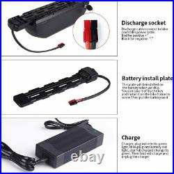 48V 13Ah 1000W Li-ion Battery Panasonic Cells for Ebike Electric Motorbike UK