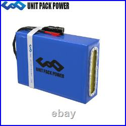 48V 20Ah Li-ion Rechargeable Ebike Lithium Battery Pack for 750W 1000W Motor
