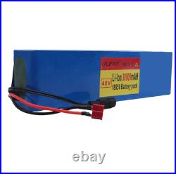 48V 30Ah Lithium li-ion Battery Pack 1000W Ebike Bicycle E Bike Electric charger