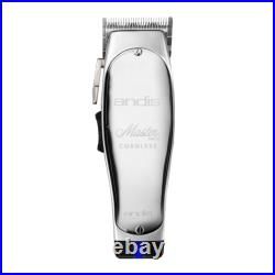 Andis Cordless Master Lithium-Ion Battery Clipper 12470 NEW