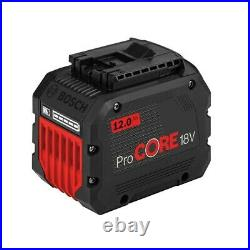 Bosch 1600A016GU ProCORE GBA 18v 12.0Ah Lithium Ion Battery Cordless
