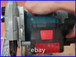 Bosch 18v Lithium Ion 165mm GKS18VLIN Cordless Circular Saw + Lboxx GKS 18 V-LIN