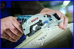 Bosch GKS12V-26 12v Lithium Ion Cordless Circular Saw Bare Tool + Lboxx Case