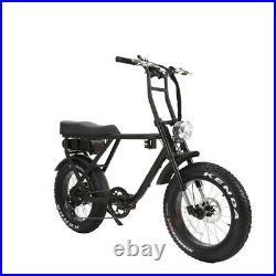 Chopster electric bike