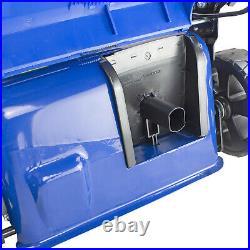 Cordless Lawnmower Li-ion Battery 40V 16.5 420mm Lawn Mower Vertical Storage