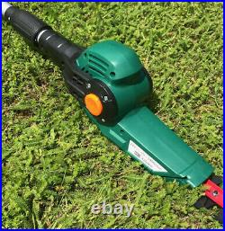 Cordless Pole Hedge Trimmer Cutter 18 volt Lithium Ion Battery Extends to 2.12m