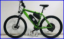 Customised Apollo Valier electric e-bike 48v 1000w, 13Ah Lithium30mph 27.5
