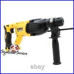 DeWALT DCH133B 20V MAX 2-5.0 AH XR Brushless 1 D-Handle Rotary Hammer Drill Kit