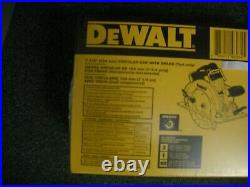 DeWalt DCS570B 20-Volt 7-1/4 Cordless Brushless Lithium-Ion Circular Saw NEW