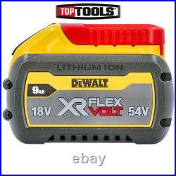 Dewalt DCB547 18V/54V Lithium-Ion XR Flexvolt 9.0Ah Convertible Battery