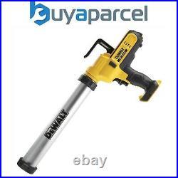 Dewalt DCE580N 18v Lithium-Ion Caulking Gun 600ml Bare Unit DCE580N-XJ