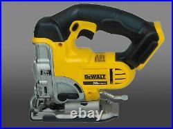 Dewalt DCS331B 20-Volt MAX Li-Ion Jig Saw 20V keyless blade clamp Bare Tool