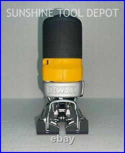 Dewalt DCS334B Lithium Ion 20 volt Cordless Brushless Jig Saw Bare Tool