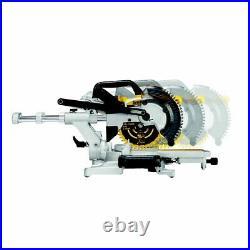 Dewalt DCS365M2 Mitre Saw 18V Cordless 184mm (2 x 4Ah Batteries)