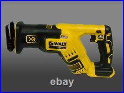 Dewalt DCS367B 20v Max Xr Brushless Compact Reciprocating Saw Bare Tool DCS367