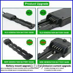 Downtube 48V 52V 13Ah Hailong Lithium Ion Battery Kit for 1000W 750W Ebike Motor