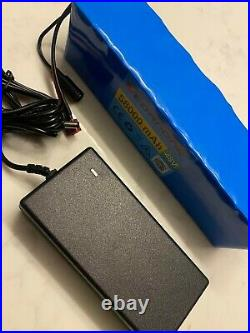 Ebike Battery Pack 48v 58ah lithium ion battery 1000w bike Scooter & charger