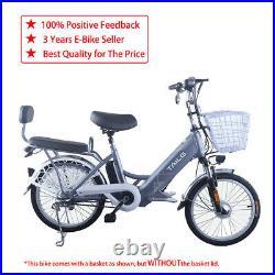 Electric Bike Built In 48V Battery Lithium Battery THROTTLE TWIST GO 20 New