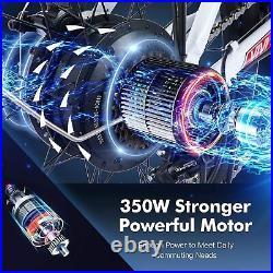 Electric Bikes Mountain Bike 20inch Folding Ebike E-Citybike Bicycle 350W 30km/h
