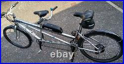 Electric Tandem 350 watt Viking Salerno Ebike Collection or Courier