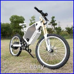Electric bike 50 Mph Top Speed High speed electric bike