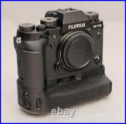Excellent Fujifilm X-T2 Body MK-XT2 Battery Grip Booster Bundle With Box Manuals