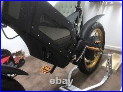 Falcon V2 22,000watts Ebike 70 80mph