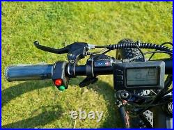 Fat Tyre Foldable Electric Mountain Bike 350With48V