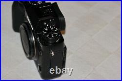 Fuji Fujifilm X-T2 Systemkamera mit Batteriegriff VPB-XT2 + Handgriff MHG-XT2