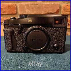 Fujifilm X-Pro2 24MP Mirrorless Digital Camera Body with 2 batteries and charger