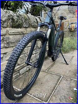 Giant Talon E+ 1 Electric Mountain Bike 10 Speed 2021 Large Frame (like Fathom)