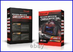 ICarsoft FR V2.0 für Citroen Peugeot Renault Dacia OBD 2 Diagnosegerät DEUTSCH