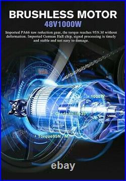 In Stock New 2021 Avenger Fat Tyre Folding Ebike 48v 1000w 12.5ah Battery