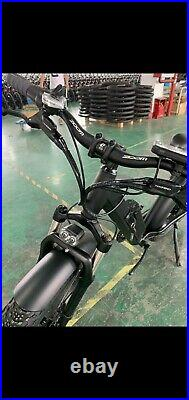 In Stock New 2021 Juggernaut Ebike 48v 1000w 14ah Integrated Samsung Battery