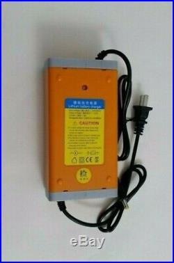 Lithium 12v 100Ah Rechargeable Deep Cycle Battery with Home Charger BMS Solar RV