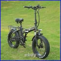 Mace Wheels fat tyre folding electric bike 750w Motor, 48v 15AH / 45kmph
