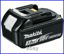 Makita BL1830 18v 2 x LXT 3.0ah Lithium-Ion Batteries + DC18RD Dual Port Charger