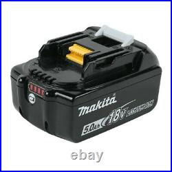 Makita BL1850 5ah LXT lithium ion battery Genuine UK Makita Stockist