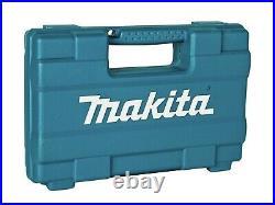 Makita DF001DW 3.6v Cordless Lithium Ion Pencil Screwdriver + 81 Piece Bit Set