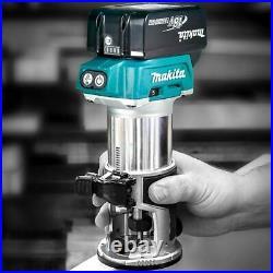 Makita DRT50Z Router / Trimmer 18V Cordless Brushless Body Only